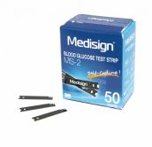 Medicare Blood Glucose Test Strips x 50